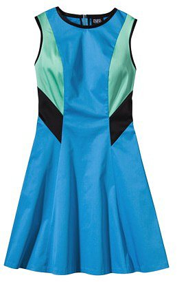 Prabal Gurung For Target® Colorblock Dress -Dresden Blue