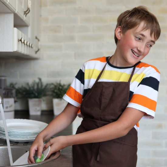 Teaching Kids Life Skills
