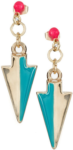Enameled Earrings Fabulous Finds!