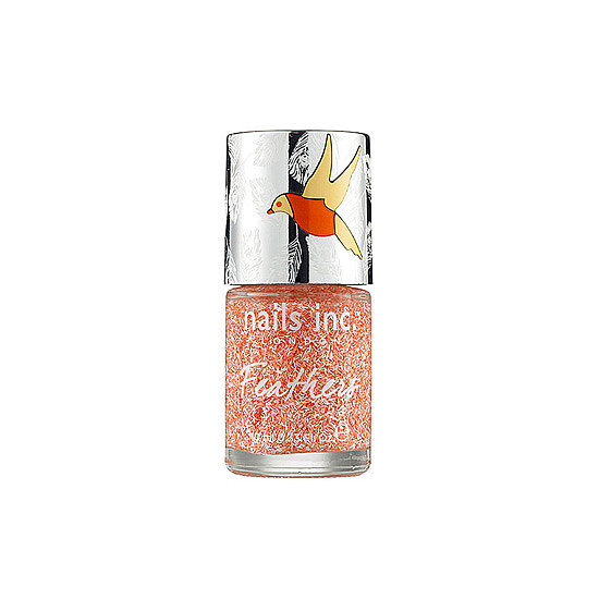 With Nails Inc's Feathers Effect Polish in York ($10), you'll get a pop of pastel with a unique, candy-sprinkles-like finish.