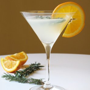 Gin and Orange Cocktail