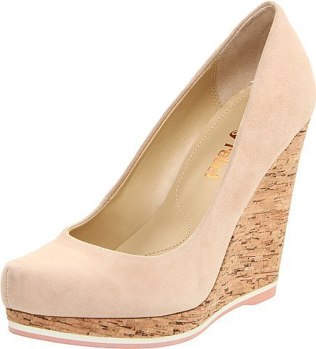 Luxury Rebel Women's Selma Wedge Pump