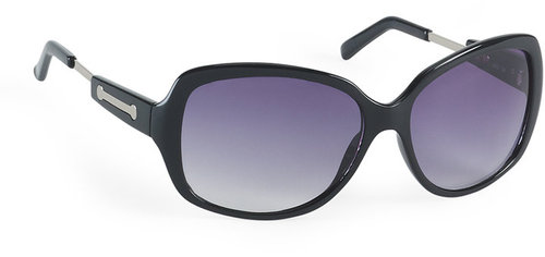 Black Rimmed Sunglasses