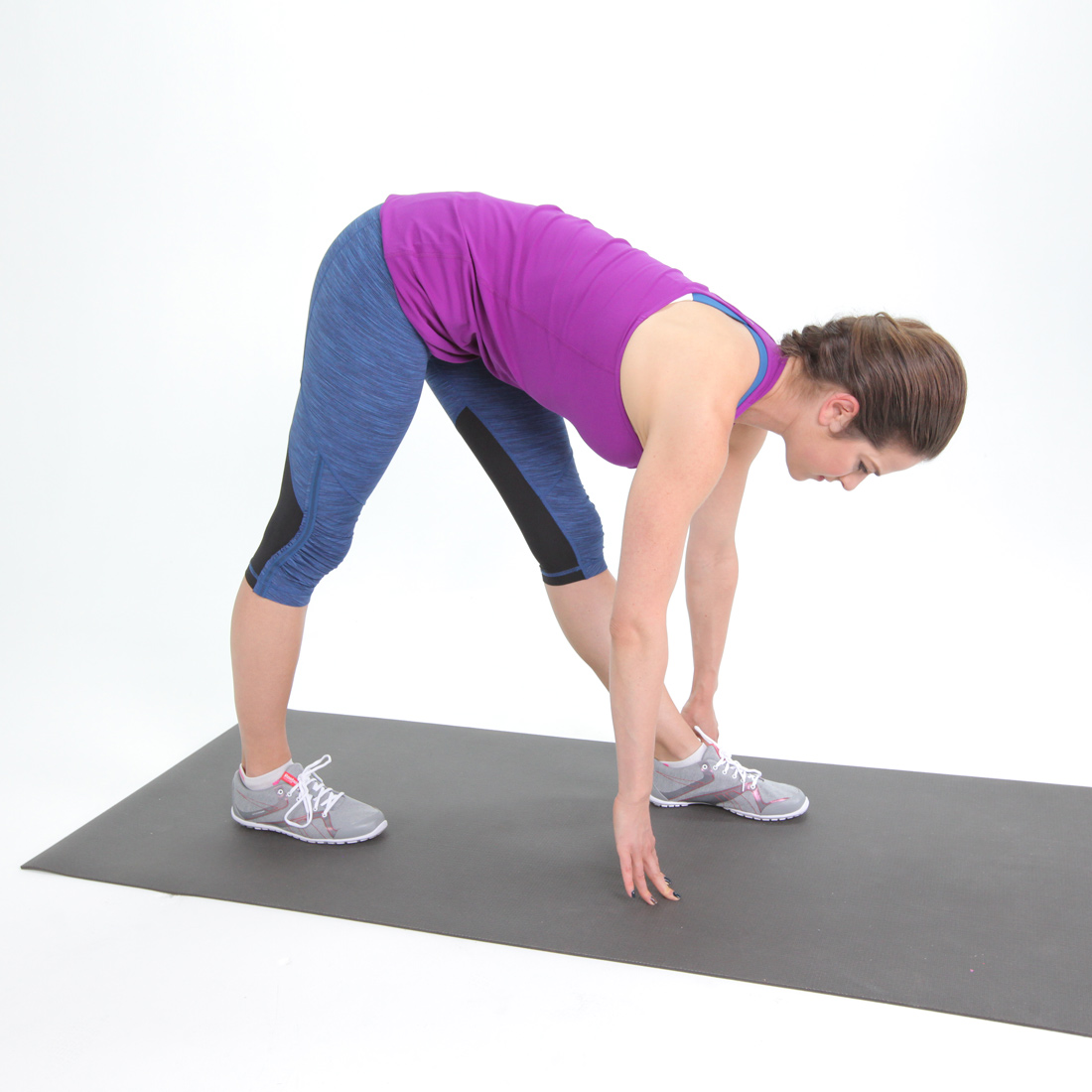 Scissor Hamstring Stretch