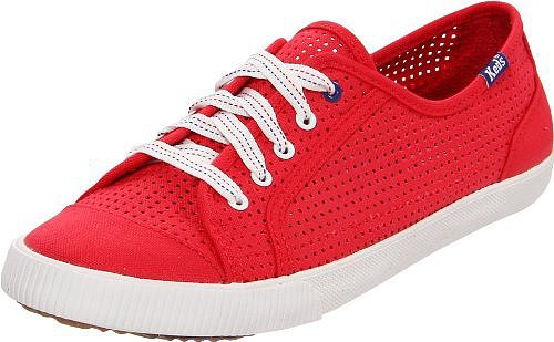 Keds Women's Celeb Perfed Canvas Lace-Up Fashion Sneaker