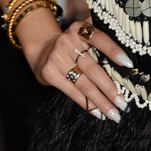 Celebrity Nails & Manicures: Jessica Alba, Vanessa Hudgens
