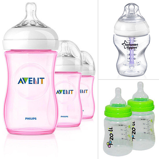 7 New Baby Bottles For 2013