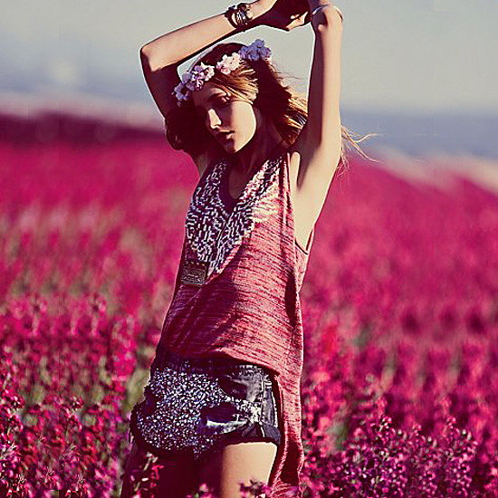 See Free People's Summer 2013 Music Festival Look Book
