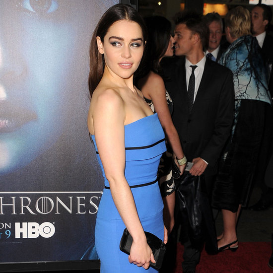 One to Watch: Game of Thrones' Emilia Clarke Has Serious Offscreen Style