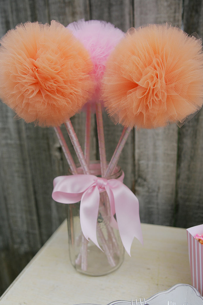Tulle Wands