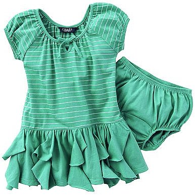 Girls' Dresses in Pantone Spring Colors
