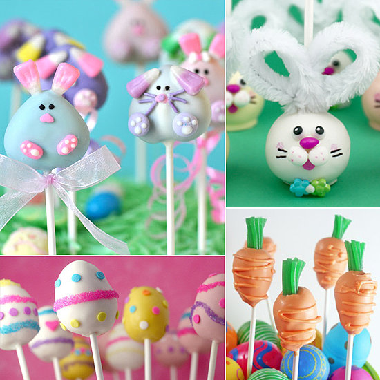 18 Cake Pops to Make Your Easter Even Sweeter