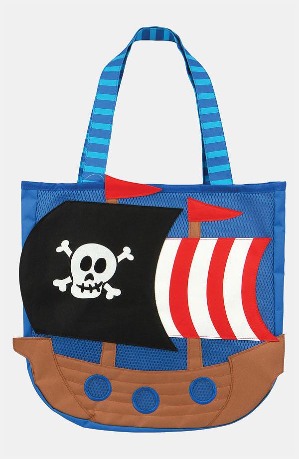 Stephen Joseph Pirate Beach Tote