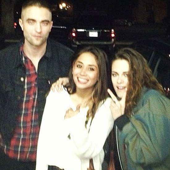 Robert Pattinson and Kristen Stewart Celebrate Birthday