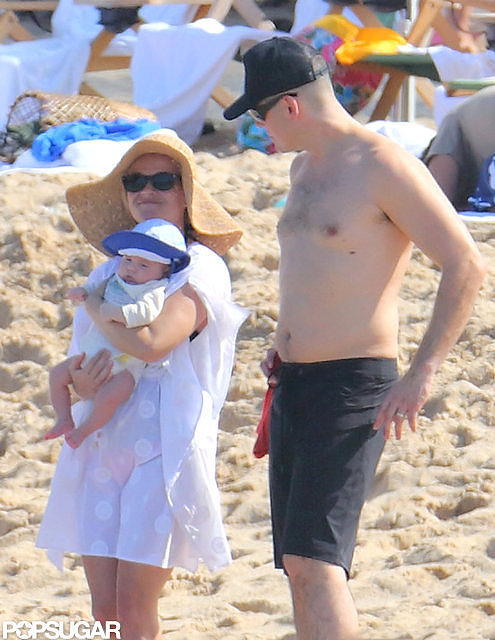 Reese Witherspoon and Jim Toth: Traveling With an Infant