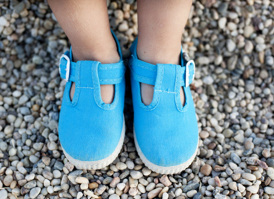 How to Clean Kids' Shoes
