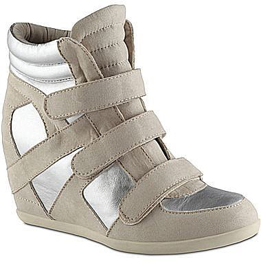 Call It SpringTM Luxenee Wedge High-Top Sneakers