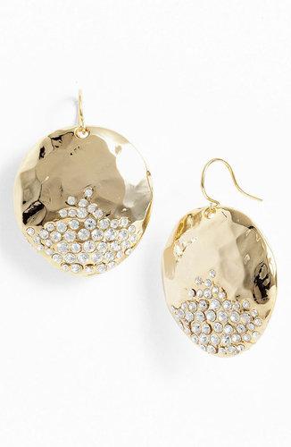 Nordstrom 'Sand Dollar' Drop Earrings