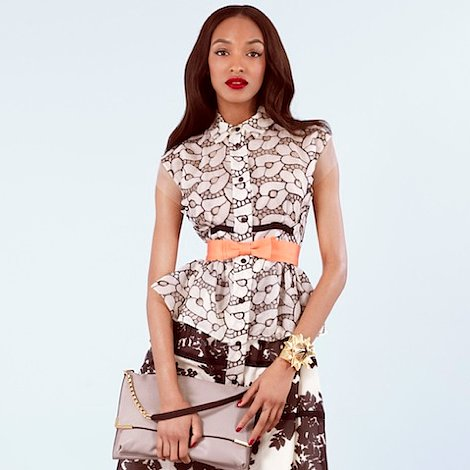 Jourdan Dunn Talks About Her Mom in The Edit