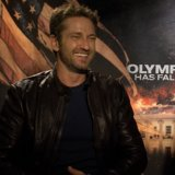Gerard Butler Interview on Olympus Has Fallen | Video