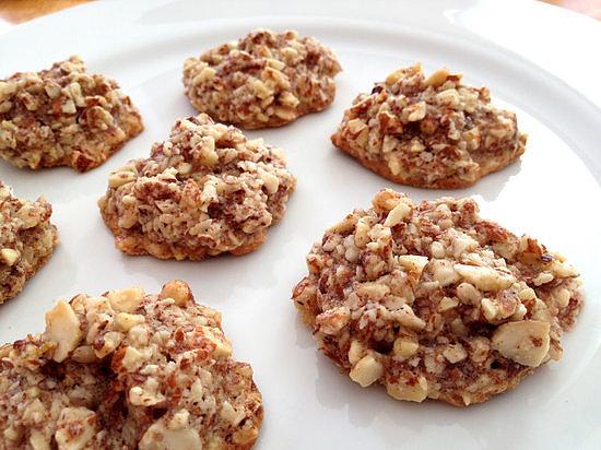 Almond Lemon Cookies