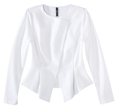 labworks Women's Long-Sleeve Peplum Jacket - Assorted Colors