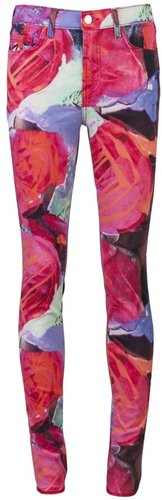 Christopher Kane CK high rise jean