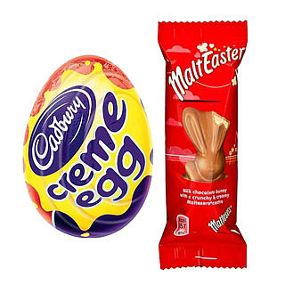How Many Calories in an Easter Egg?