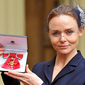 Stella McCartney in Order of the British Empire   Video
