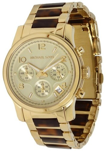 Michael Kors - MK5659 - Runway Chronograph (Gold) - Jewelry