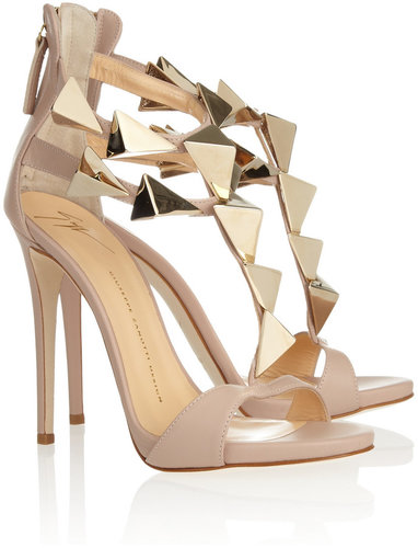 Giuseppe Zanotti Studded leather sandals