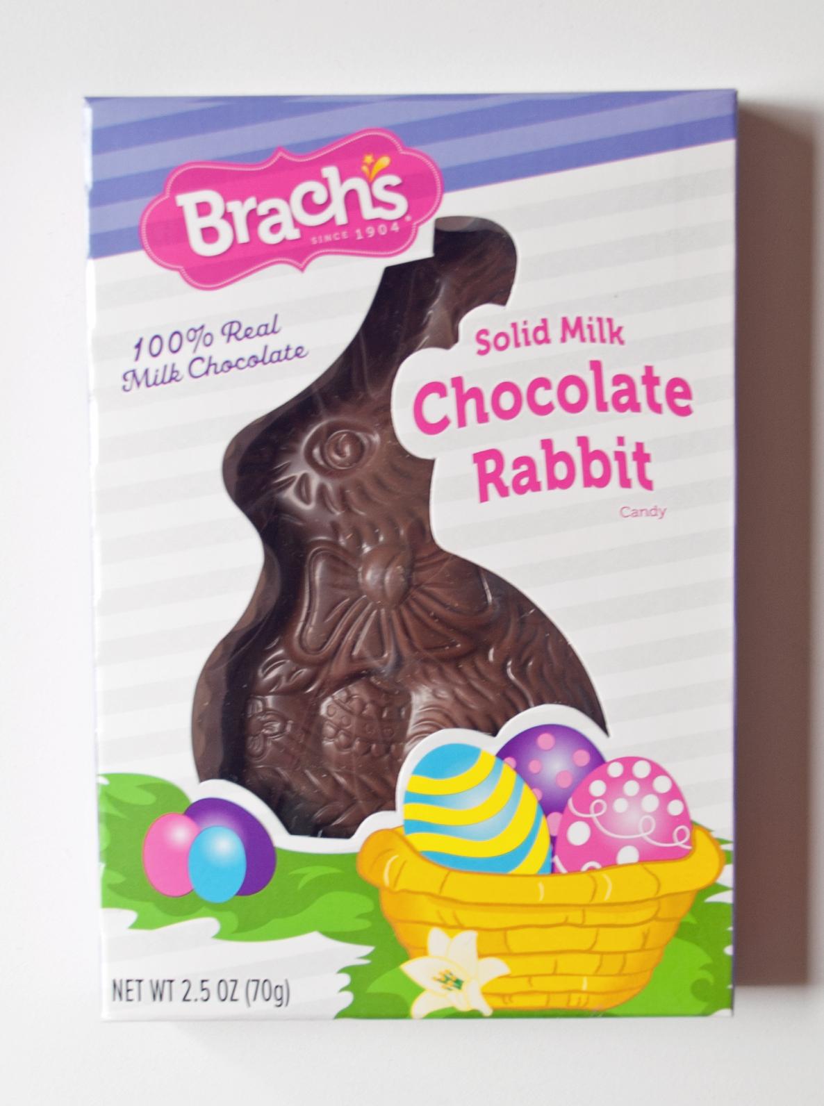 Brach's Solid Milk Chocolate Rabbit