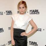Which Celebrities Have Worn the Black and White Trend?