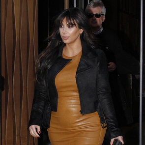 Kim Kardashian Pregnancy Looks in NYC