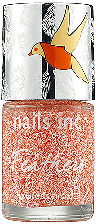 nails inc. Feathers Effect Nail Polish