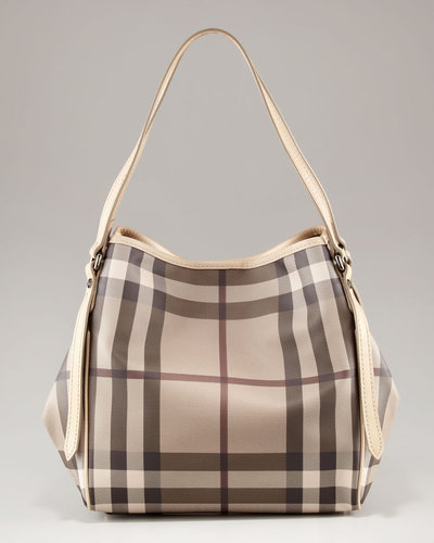 Burberry Small Check Tote