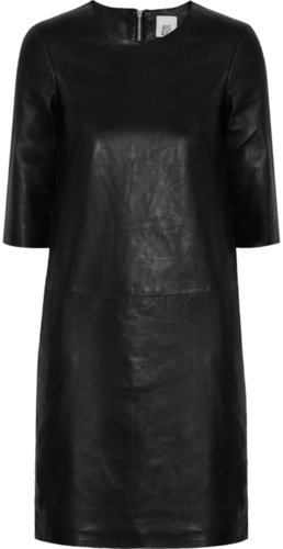 Iris & Ink The Day leather dress