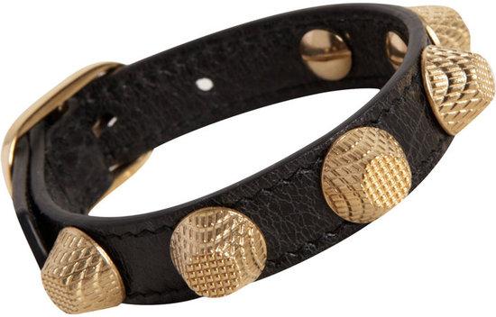 Balenciaga Arena Giant All-Stud Bracelet