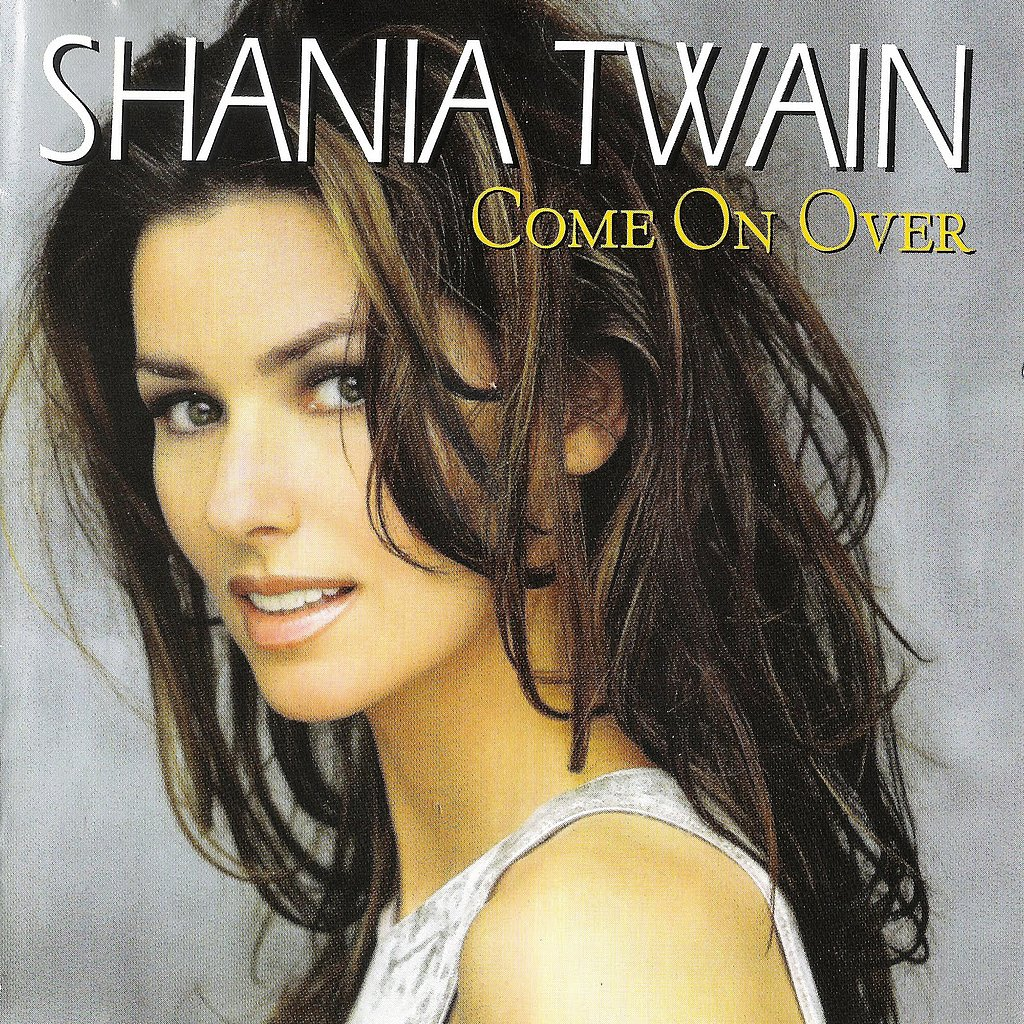 """From This Moment On"" by Shania Twain"