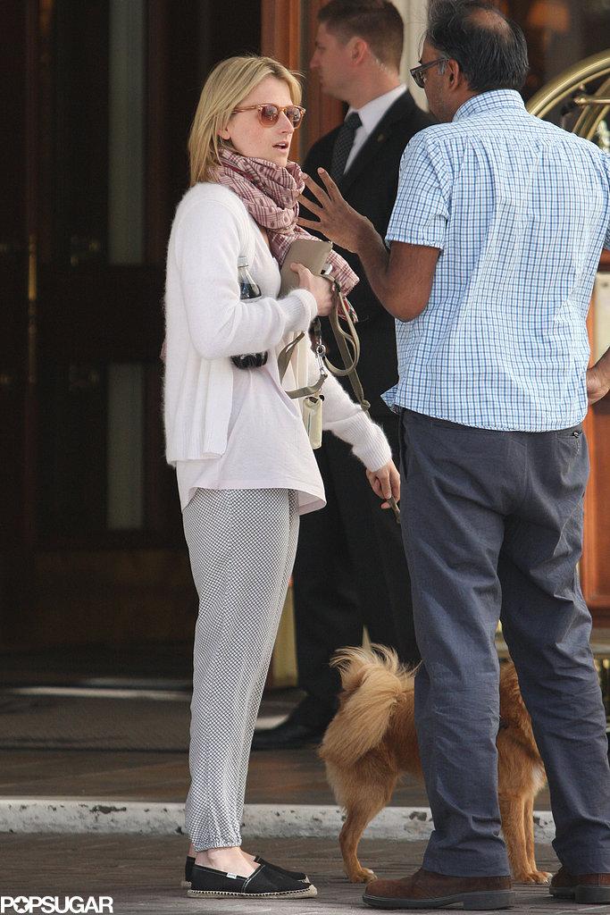 Meryl Streep Sticks By Her Daughter Mamie During Divorce