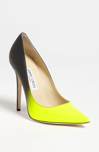 Jimmy Choo 'Anouk' Degrade Point Pump