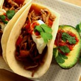 Filipino-Style Chicken Tacos