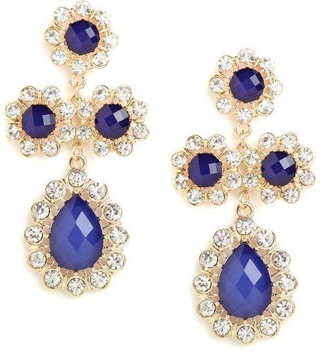 Queen Victoria Sapphire Drops