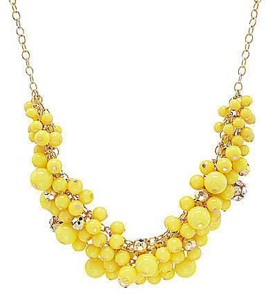 Anna & Ava Shaky Bib Necklace