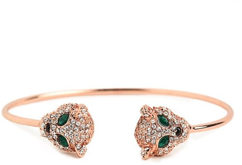 Rose Ice Jaguar Bangle