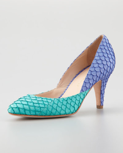 Loeffler Randall Tamsin Fish Colorblock Pump