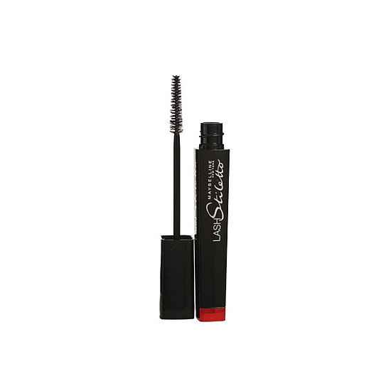Maybelline Lash Stiletto ($8) has a twisted brush that grips and extends lashes for an out-to-there look.