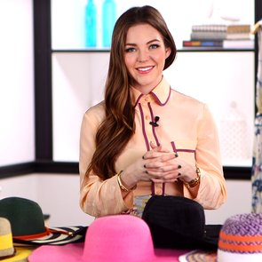 Wide Brim Hats For Summer (Video)