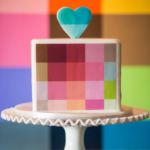Vintage-Inspired, Colorful Baby Shower