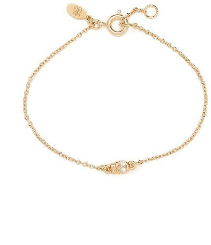 Bing Bang Gold Skull Trinity Bracelet